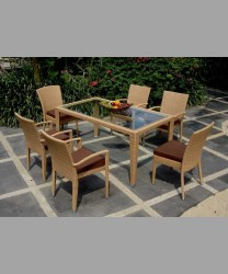 Tuscany Dining Set Wicker