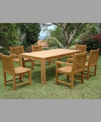 Bistro Table & English Garden Chairs
