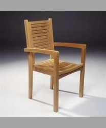 """William Stacking Chair """"Small"""""""