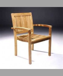 Crewe Stacking Chair