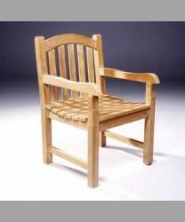 Half Garden Arm Chair