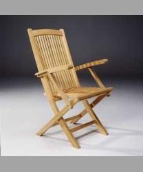 Arkansas Folding Arm Chair