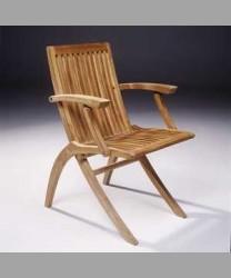 Matahari Folding Arm Chair