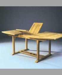 Oval Barel Extending Table 170 x 110/ 210 cm