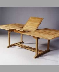 Rectangular Extending Table 180 x 100/ 240 cm