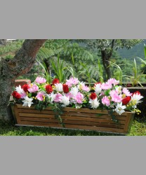 Parisian Planter 1m