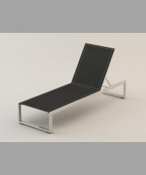 Maestro Lounger Teak Frame With Sling