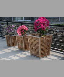 Parisian Planter Set