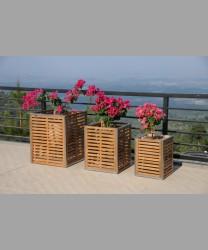 Sonoma Planter Set