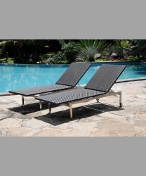 Sonoma Stacking Lounger Wicker