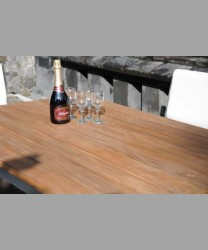 Sonoma Table 90 x 150 cm Recycled