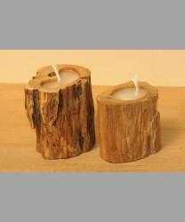 Teak Wooden Candelier