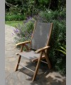 Parisian Reclining Arm Chair With Sling
