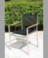 Sonoma Stacking Arm Chair 2009 With Sling